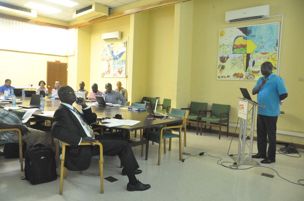 FOSCA/YIIFSWA stakeholders meeting in Ibadan