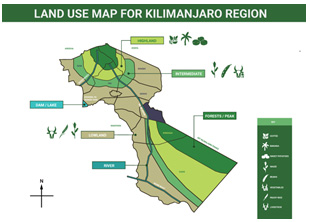 Land-use-map-for-kilimanjaro-region