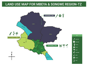 Land-use-map-for-mbeya-&-songwe-region-tz