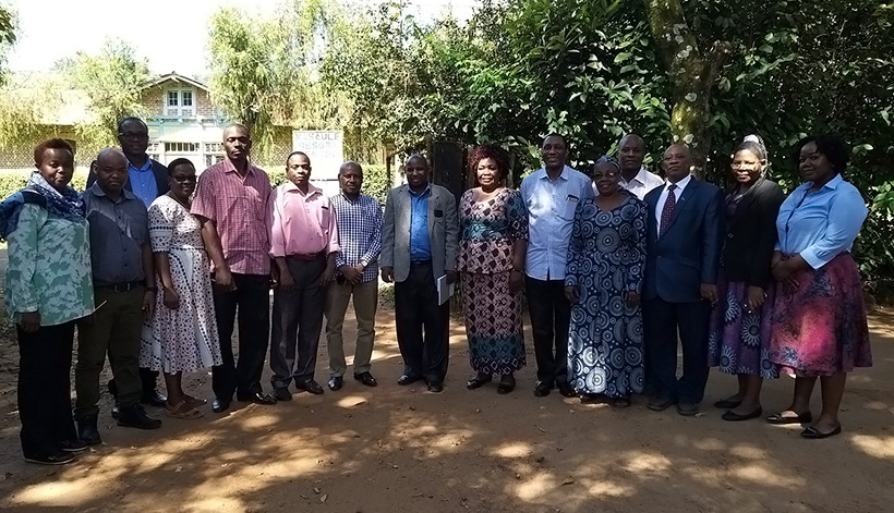 How to build a vibrant, sustainable sub-national Climate-Smart Agriculture alliance: Lessons from District CSA alliances in Tanzania
