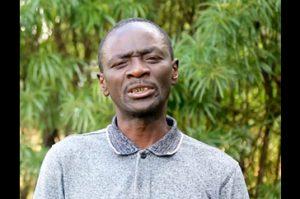 Shabani Shomvi from Ilonga, Dodoma