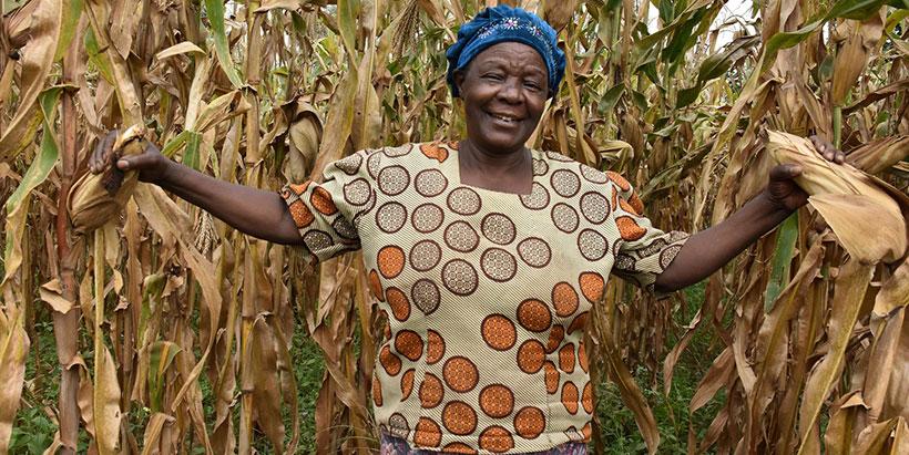 Photo of Woman farmer