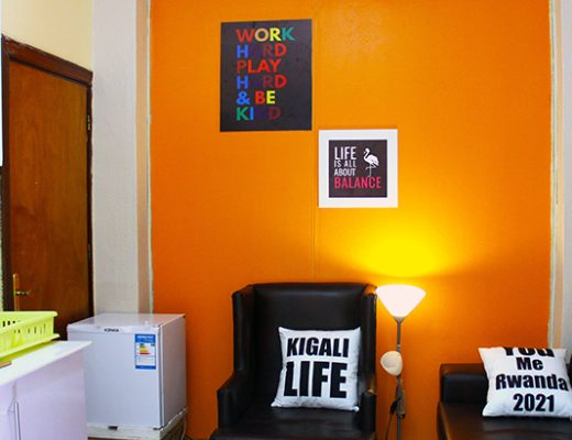 Work-life balance: IITA Rwanda sets up nursing room for CGIAR staff