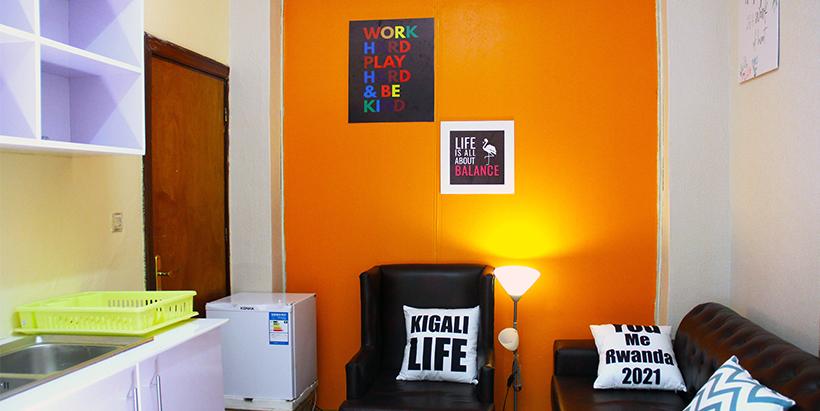 Work-life balance: IITA Rwanda sets up nursing room for CGIAR staff